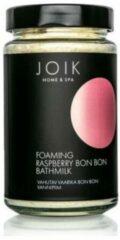 JOIK Foaming Raspberry Bon Bon Badschuim (360 ml)