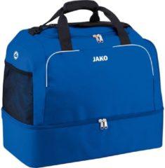 Marineblauwe Jako SporttasKinderen en volwassenen - blauw/zwart/wit