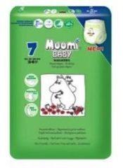 Eco Muumi Baby luierbroekjes maat 7 - 16-28 kg - ecologisch - ecologische - luierbroekje