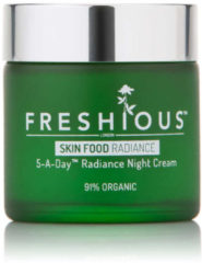 Freshious 5-A-Day Radiance Nachtcreme