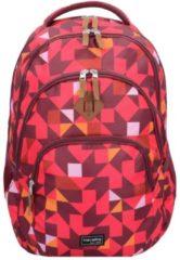 Rosa Campus Rucksack 45 cm Laptopfach Travelite quadro pink
