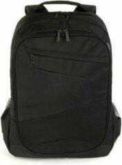 Zwarte Tucano Lato backpack MBPro 17' Black