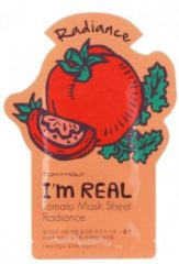 Bordeauxrode TONYMOLY Tony Moly I'm Real Tomato Sheet Mask