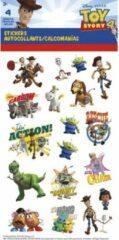 Disney - ToyStory 4 Mini Stickers - 4 vellen