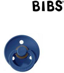 Blauwe Bibs fopspeen 0 6 maanden 1 stuks (Midnight Blue) Maat 1 fopspenen