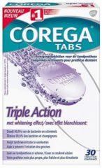 Corega Gebitreinigings Tabletten Triple Action