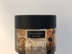 Treatments® Treatments sea salt body scrub Ceylon 400 gr scrubzout scrub lichaam