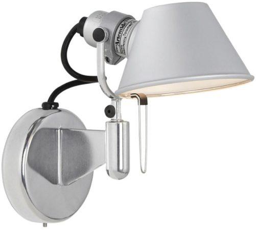 Afbeelding van Artemide Tolomeo Micro Faretto Halo wandlamp zonder switch