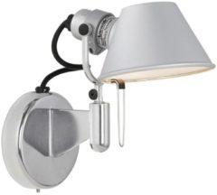Artemide Tolomeo Micro Faretto Halo wandlamp zonder switch