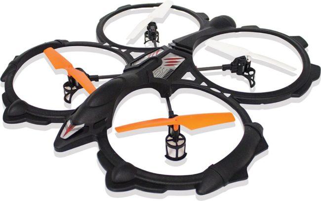 Afbeelding van Zwarte Paroh Quadcopter 6 Axis - Drone - 40 cm