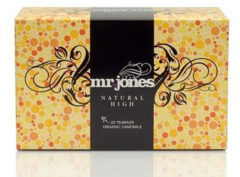 Mr Jones Natural High Kamille Bio (20st)