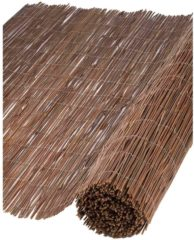 Naturelkleurige Nature - Tuinscherm - Wilgenmat - Dikte 5mm - 1,5x5m