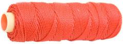Kelfort Metselkoord nylon rol rood 50 meter
