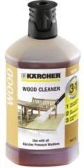 Karcher Kärcher Holzreiniger, 3-in-1, 1 Liter für Hochdruckreiniger 6.295-757.0, 62957570