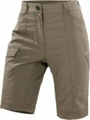 Bruine Ferrino Kruger shorts Dames Outdoorbroek Maat XL