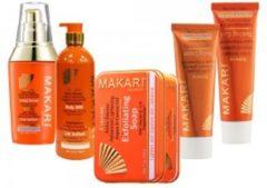 Makari Extreme Totaalpakket om de huid te bleken