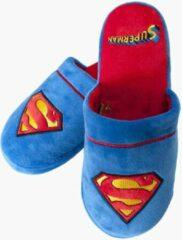 Groovy Superman DC Comics instap pantoffels met anti slip