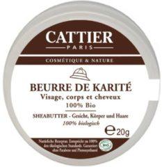 Kneipp GmbH CATTIER Sheabutter 100% biologisch