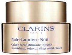 Clarins Nutri-Lumiere Intens Herstellende Nachtcrème 50 ml