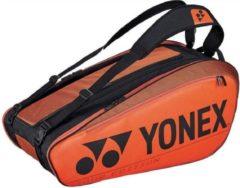 Yonex Pro Racketbag Zwart/oranje 96 Liter