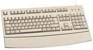CHERRY G83-6260 - Tastatur - Deutschland - Hellgrau