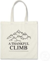 Mahalo A thankful climb eco bag