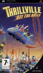 Lucas Arts Thrillville - Off The Rails