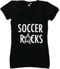 Feyenoord Rotterdam T-shirt feyenoord dames zwart rocks maat 116