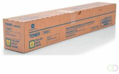 Konica Minolta A8DA250 26000pagina's Geel toners & lasercartridge