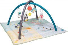 Blauwe Taf Toys baby-gym North Pole 4 Season junior 100 x 100 x 50 cm