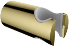 Best Design Nancy handdouchehouder opbouw messing mat goud 4009690