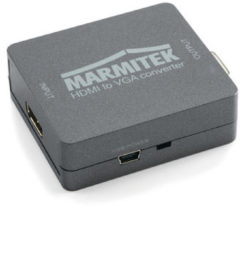 MARMITEK CONNECT HV15 HDMI TO VGA (25008266) VERSTERKER/SPLITTER receiver / versterker