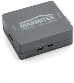 MARMITEK CONNECT HV15 HDMI TO VGA (25008266) VERSTERKER/SPLITTER receiver / versterker