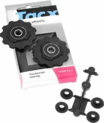 Zwarte Derad wielset tacx t4090 sram force/rival