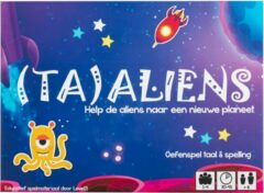 (TA)ALIENS - Spelling 4e leerjaar - Level21