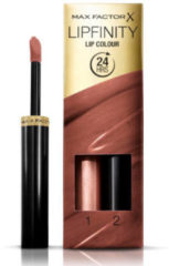 Max Factor Lipfinity Lip Colour Lipgloss - 200 Caffeinated