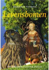 A3 Boeken Levensbomen 68 zielskrachtkaarten 1 Set