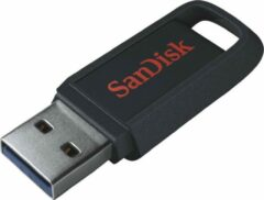 Sandisk Ultra Trek USB flash drive 64 GB USB Type-A 3.2 Gen 1 (3.1 Gen 1) Zwart