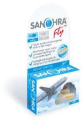 Transparante EarPlanes Sanohra - Vliegtuig - Volwassenen - Oordoppen - 1 paar