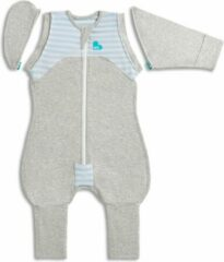 Love to Dream Stage 2 Swaddle UP Transition Suit babyslaapzak Medium blauw