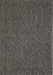 Loca Impression Shaggy Vloerkleed Grijs Hoogpolig- 60x110 CM