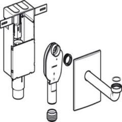 Geberit Uniflex kunststof inbouwsifon met wandinbouwkast 1 1/4 x32mm voor wastafel 151.120.11.1