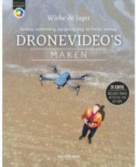 Ons Magazijn Focus op fotografie - Dronevideo's maken