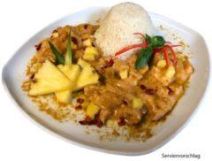 Schiessl Putencurry Asia mit Reis