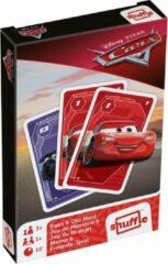 Shuffle Kaartspel 2-in-1 Disney Pixar Cars Karton 25-delig