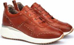 Pikolinos SELLA W6Z-6806 TANDOORI dames sneaker - rood - maat 37