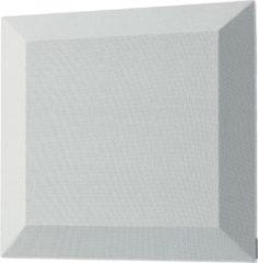 Licht-grijze Wandtegel Sigel akoestiek 2 st lichtgrijs, 400x400x42 mm SI-SB101