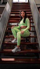 Legend Sports Dames Sport-Top groen M