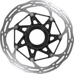 SRAM 00.5018.037.023 BremsscheibeRotor Centerline Ø 160 mm sw 2teilig, CenterLock, Rounded, silber/schwarz, 2-teilig (1 Set)