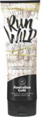 Australian Gold Run Wild - 250 ml - zonnebankcrème + Gratis aftersun 15 ml